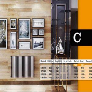 رادیاتور C10530 دیما رادیاتور
