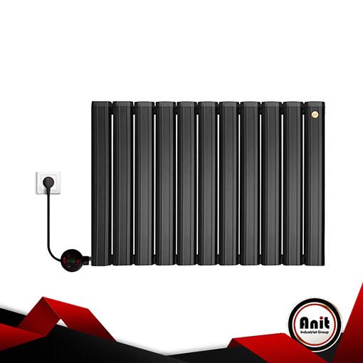 رادیاتور برقی آنیت مدل پایونیر مشکی