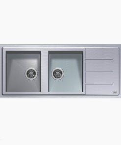 سینک آشپزخانه هات پوینت آریستون SK 116 W2 X