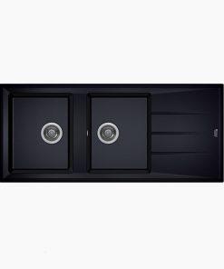 سینک آشپزخانه هات پوینت آریستون SK 116 C 2 BK